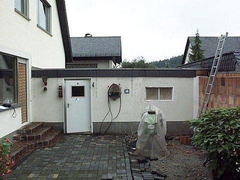 balkon terrasse holzbauhoffmann. Black Bedroom Furniture Sets. Home Design Ideas